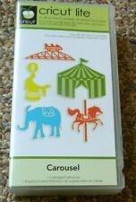 Carousel - Working Cricut Machine Basics/Foundations Cartridge    USED