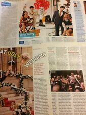Ugly Betty, Lot of TWO Two Page Clippings