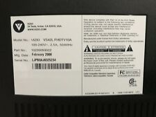 """42"""" Vizio LCD TV VU42LFHDTV10A Inverter Board Set 6632L-0474A/6632L-0475A"""