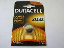 10x CR2032 Blister Lithium Knopfzelle Duracell AR1276