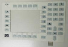 NEW MEMBRANE's KEYPAD for ABB's S4 TPU. Teach Pendant - 3HNE00313-1