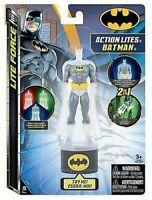 BATMAN ACTION LITES BATMAN WITH LIGHT 13CM - NEW BOXED