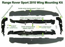 Range Rover Sport 2010 conversion wing fitting kit complete fender brackets part