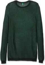 Boys Long Sleeve Texture Crew Neck Jumper Age 3-4 Years TD076 ii 06