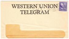 PREXY-Sc#807-PERFIN-LOS GATOS MAY/7/1947-TELEGRAM & ENVELOPE