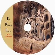 THE DUNWICH HORROR by HP Lovecraft 1 Audio CD Cthulhu