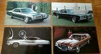 CAR DEALERSHIP ADV LOT BONNEVILLE, LE MANS ,PIEHLER PONTIAC, ROCHESTER,N.Y.