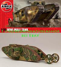 1:76 FIGUREN A01315 WWI Male Tank - AIRFIX WIRD NICHT MEHR HERGESTELLT