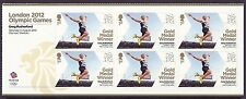 MS3354a London 2012 Olympic games - Greg Rutherford Long Jump UNMOUNTED MINT/MNH