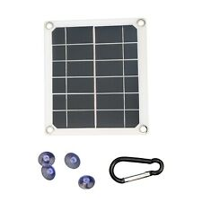 Hovall 5 Watt Portable Mini Solar Charger with USB Port for Cell Phone Mobile