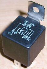 12 Volt 40 Ampere  (2x 20Ampere) KFZ - Relais + Widerstand (2x87)