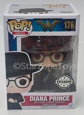 Wonder Woman Diana Prince Exclusive Funko Pop Vinyl DC Comics Comic Con