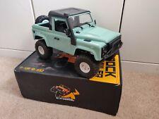 MN90 1:12 RC D90 Crawler, Verde, 370 2 velocidad MOTOR, METAL paliers y engranajes