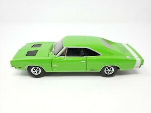 FIRST GEAR PARTS PLUS 1969 DODGE CHARGER R/T HEMI 1/24 SCALE DIECAST PROMO