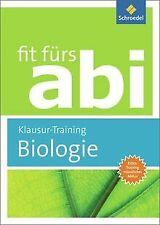 Fit fürs Abi: Biologie Klausur-Training von Margareta Hi... | Buch | Zustand gut