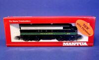 HO Scale Mantua Reading RR 902 F7-A Powered Diesel Engine w/ Flywheel 407