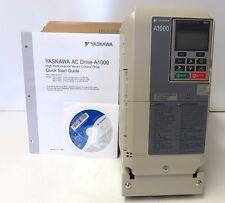 Yaskawa CIMR-AU5A0006FAA  A1000 500-600V, 3-Phase 6.1A/4.1A New