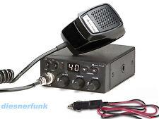 MIDLAND M Zero Plus 40 Kanal AM/FM 4Watt CB Funkgerät Zigarettenanzünder-Stecker