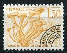 FRANCE TIMBRE   PREOBLITERE  N° 160  OBL  CHAMPIGNON PLEUROTE DE L OLIVIER