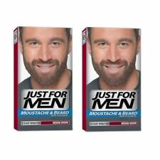 Gel Just for Men Beard Medium Brown Hair Colourants