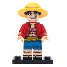 Monkey D. Luffy - One Piece Lego Moc Minifigure Gift For Kids [Original]