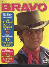BRAVO Nr.18 vom 27.4.1970 Fleetwood Mac, Beatles, Peter Fonda, Maurice Gibb...