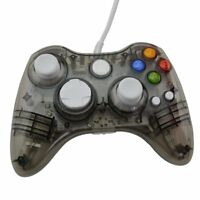 New Afterglow LED Black Wired Controller For Microsoft Xbox 360 US Shipping WD