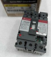 SELA36AT0100 General Electric Spectra 3Pole 100Amp 600V Circuit Breaker NEW
