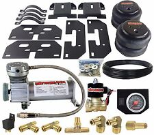 AirMaxxx Tow Assist Kit w/On Board Air Management 2003-13 Dodge Ram 25 & 35 1/2""