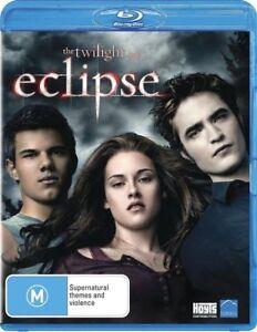 The Twilight Saga : Eclipse : NEW BLU RAY