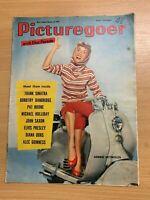 22 FEB 1958 PICTUREGOER MAGAZINE - DEBBIE REYNOLDS COVER / ELVIS PRESLEY