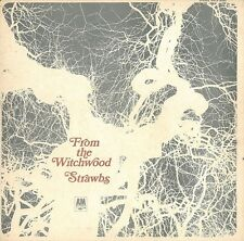 STRAWBS From The Witchwood Vinyl Record LP A&M AMLH 64304 1971 Orig 1st Pressing