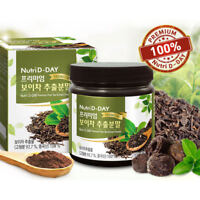 [Nutri D-day] 100% Puer Tea Extract Powder Chinese Puerh Herbal Health Food 200g