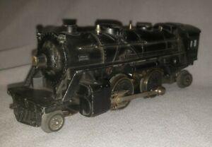 Lionel Prewar 204(2-4-2) Locomotive Steam Engine 1940 1941