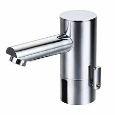 AUTOMATIC CHROME SENSOR TAP HANDS FREE ADJUSTABLE TEMPERATURE KITCHEN SINK TAPS