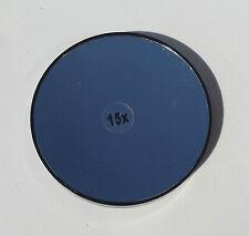 15 X  Kosmetikspiegel Spiegel Lupe Vergrößerung