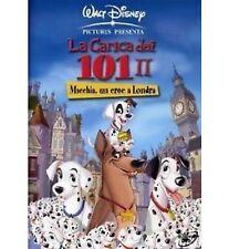 DISNEY DVD La carica dei 101 II prima edizione BV celophan