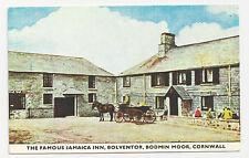 Postcard, The Famous Jamaica Inn, Bolventor, Bodmin Moor