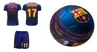Complet Griezmann Barcelona Maillot Officiel Barcelone + Short Balle