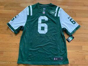 NFL New York Jets Mark Sanchez On-Field Jersey Size Men's Sz XL Retail $100