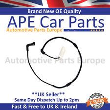 Brake Pad Wear Indicator Sensor Lead Front Fits BMW 7 Series E65 730 d 2005-09