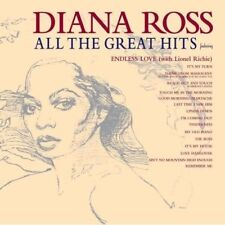 DIANA ROSS - ALL THE GREAT HITS NUEVO CD