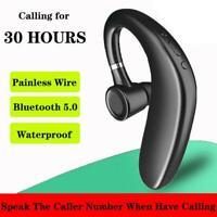Q11 Bluetooth Headset 5.0im Ohr Wireless Business Kopfhörer Autofahren Kopfhörer