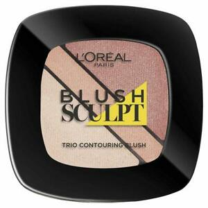 L'Oréal Infallible Blush Trio, Nude Beige new