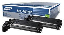ORIGINAL SAMSUNG Cartouche d'encre SCX-P6320A POUR 6120 6122 6220 6320 6322 6520