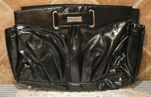 MICHE SYSTEM~4 CLASSIC BASE~BLACK & SILVER BUCKET ~COVER/FACE/SHELL~POCKETS