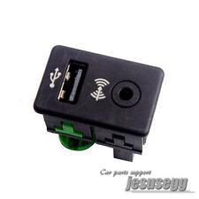 OE USB+AUX Switch for VW Passat B6 7 CC Golf Mk6 Jetta RCD510 RCD 510