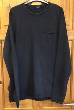 New Look Mens Sweatshirt Size Large Charcoal