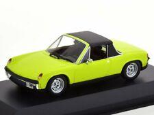 Maxichamps 940065660 1 43 VW VOLKSWAGEN Porsche 914/4 1972 Green