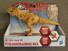 """Jurassic World Tyrannosaurus Rex 8"""" Dinosaur Bashers & Biters"""